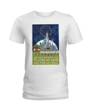 Into the park poster Ladies T-Shirt thumbnail