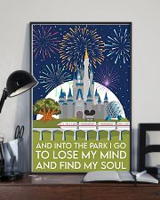Into the park poster 11x17 Poster lifestyle-poster-2