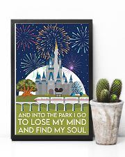 Into the park poster 11x17 Poster lifestyle-poster-8