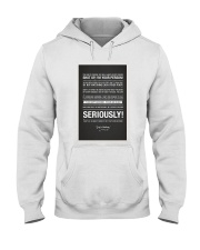 Shut Up You Are My Person Hooded Sweatshirt thumbnail