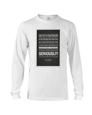 Shut Up You Are My Person Long Sleeve Tee thumbnail