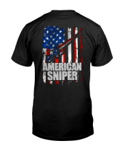 American Sniper Classic T-Shirt back