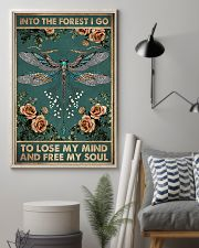 Dragonfly 11x17 Poster lifestyle-poster-1