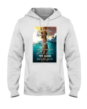 Take My Hand Hooded Sweatshirt thumbnail