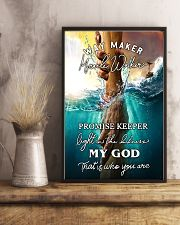 Take My Hand 11x17 Poster lifestyle-poster-3