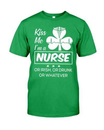 Kiss Me I'm A Nurse