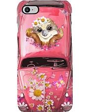 Sloth Lovers Vw Bug Phone Case i-phone-7-case