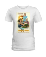 Unlesse You are a banana Ladies T-Shirt thumbnail