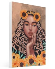 Beautiful Girl 16x24 Gallery Wrapped Canvas Prints thumbnail