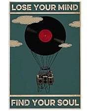 Disc Jockey Vintage 11x17 Poster front