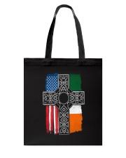 Irish N' American Tote Bag thumbnail