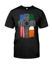 Irish N' American Classic T-Shirt front