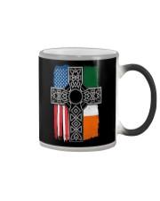 Irish N' American Color Changing Mug thumbnail