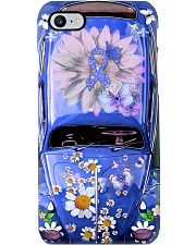 Be Healthy Vw Bug Phone Case i-phone-7-case