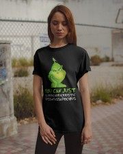You Can Just Classic T-Shirt apparel-classic-tshirt-lifestyle-18