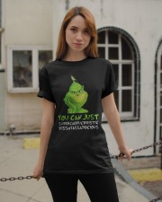 You Can Just Classic T-Shirt apparel-classic-tshirt-lifestyle-19