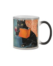 Drink Wine and know many things Color Changing Mug thumbnail