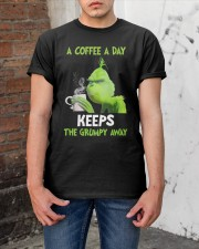 A Coffee A Day Classic T-Shirt apparel-classic-tshirt-lifestyle-31