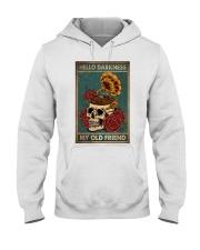 Vinyl Skull Hooded Sweatshirt thumbnail