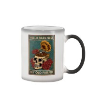 Vinyl Skull Color Changing Mug thumbnail