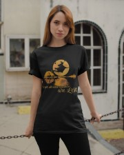Not All Who Wander Are Lost Classic T-Shirt apparel-classic-tshirt-lifestyle-19