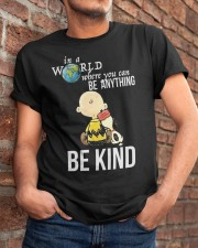 Be Kind Classic T-Shirt apparel-classic-tshirt-lifestyle-26