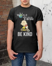 Be Kind Classic T-Shirt apparel-classic-tshirt-lifestyle-31
