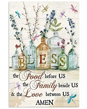 Dragonfly Bless 11x17 Poster front