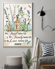 Dragonfly Bless 11x17 Poster lifestyle-poster-1