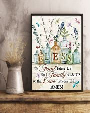 Dragonfly Bless 11x17 Poster lifestyle-poster-3