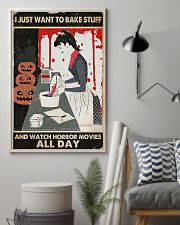I Just Want To Bake Stuff 11x17 Poster lifestyle-poster-1