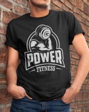 Power Fitness Classic T-Shirt apparel-classic-tshirt-lifestyle-26