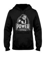Power Fitness Hooded Sweatshirt thumbnail