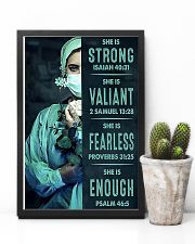 She is Strong poster 11x17 Poster lifestyle-poster-8