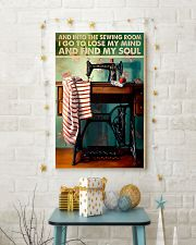 Into The Sewing Room 11x17 Poster lifestyle-holiday-poster-3