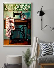 Into The Sewing Room 11x17 Poster lifestyle-poster-1