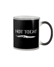 Not Today Color Changing Mug thumbnail