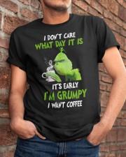 I Don't Care Classic T-Shirt apparel-classic-tshirt-lifestyle-26