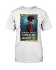 And Into The Ocean Classic T-Shirt thumbnail