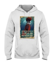 And Into The Ocean Hooded Sweatshirt thumbnail
