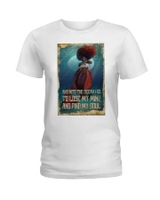 And Into The Ocean Ladies T-Shirt thumbnail