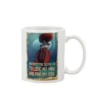 And Into The Ocean Mug tile