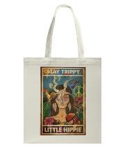 Stay Trippy Litle Hippie Tote Bag thumbnail