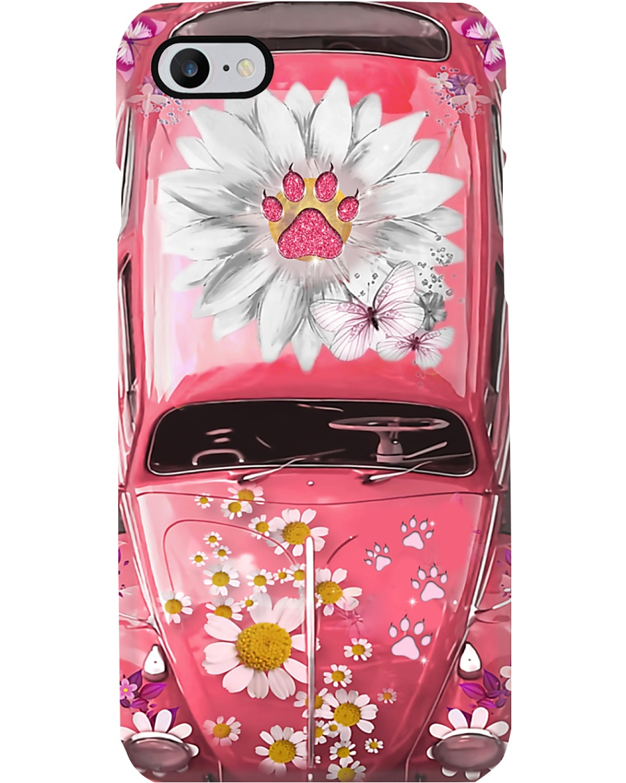 Cat Lovers Vw Bug Phone Case