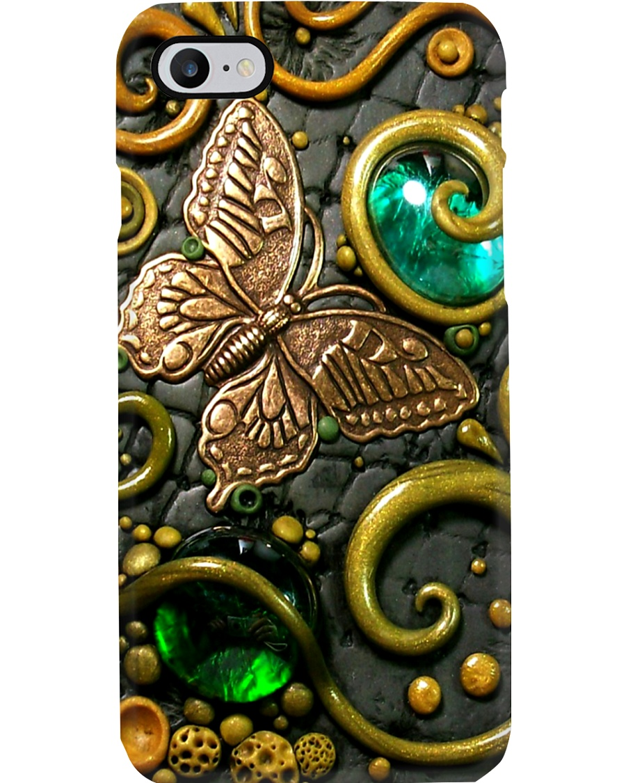 Mysterious Butterfly Phone Case
