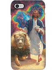 Hippie Jesus Phone Case thumbnail