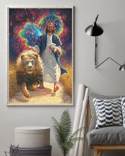 Hippie Jesus 16x24 Poster lifestyle-poster-1