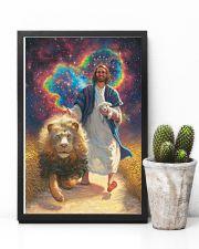 Hippie Jesus 16x24 Poster lifestyle-poster-8