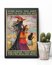 Remind Them Who They're Dealing With 11x17 Poster lifestyle-poster-8