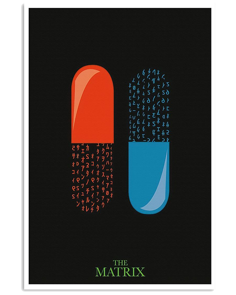 Which Pills To Take 11x17 Poster